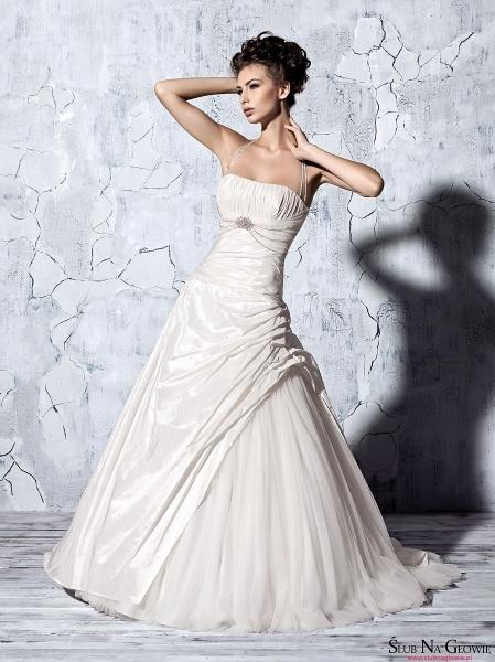Suknia ślubna Elizabeth Passion E 2213t 34 36 Halka Gratis