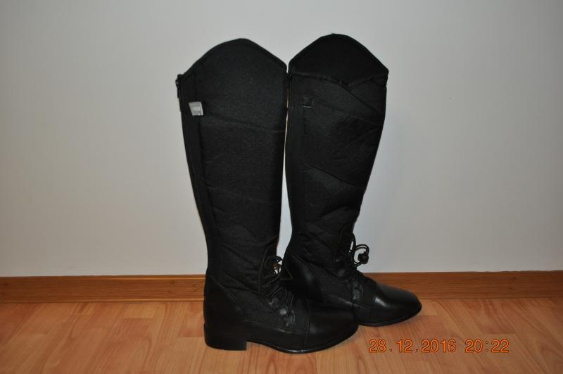 aa3583ade76da termobuty HKM Elegance, r. 43, czarne, NOWE :: Ogłoszenia re-volta.pl