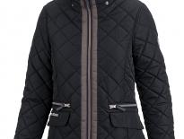 ac8820a91c7b2 kurtka Felix Buhler Annika, czarna, r. M, pikowana, zimowa, lekka, jak nowa